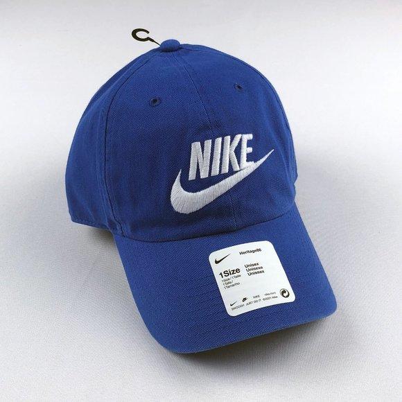Nike Men's Heritage86 Big Logo Cap Hat